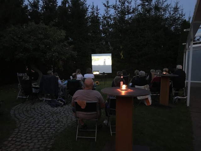 Open Air Kino Schretstaken